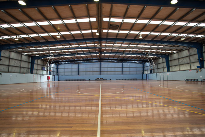 abt constructiond | Minto Indoor Sports Centre
