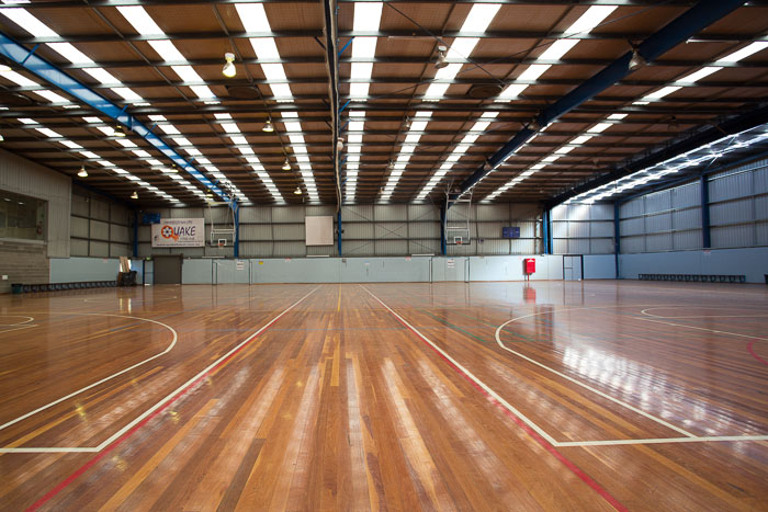 ABT Construction | Minto Indoor Sports Centre